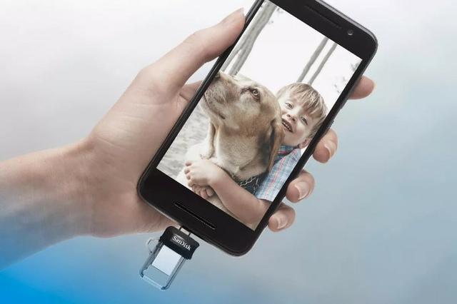 Pen drive sandisk ultra dual 32gb usb drive 3.0 celular, pc,