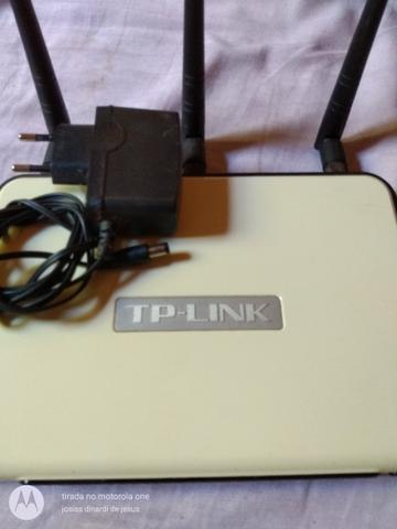 Roteador wireless tp link