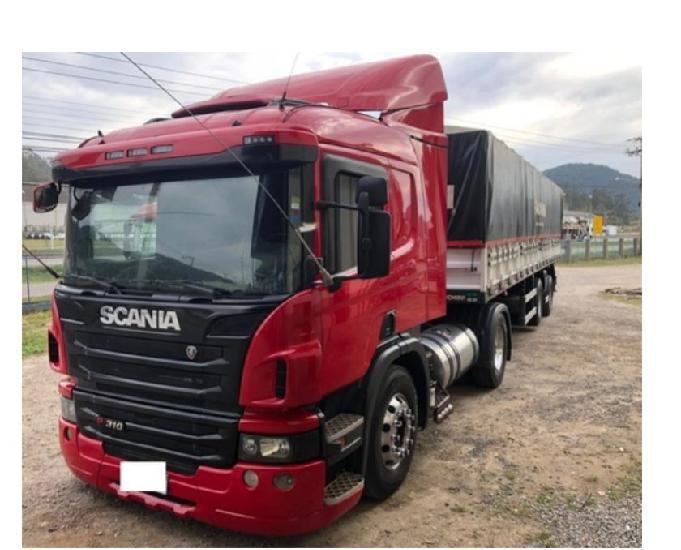 Scania p310 ano 2015