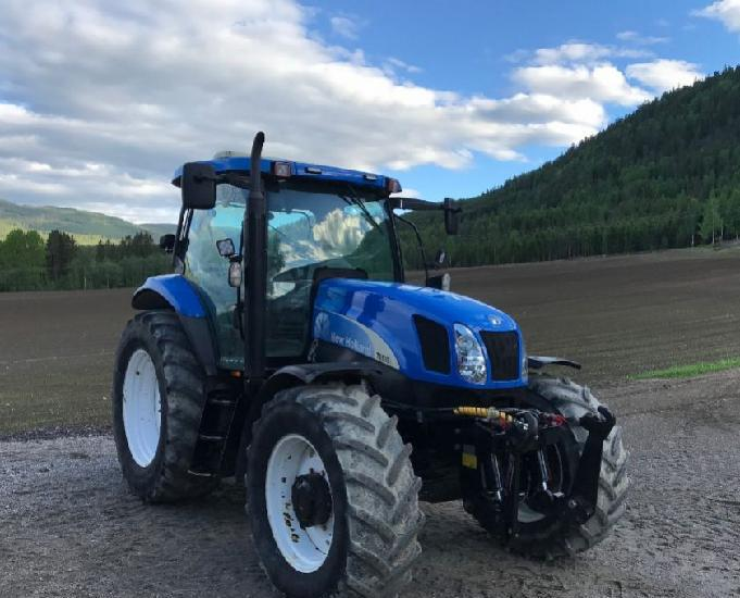 Trator New Holland Ts-a 135