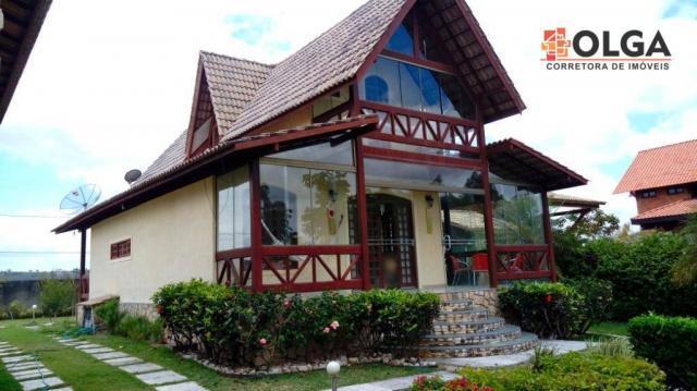 Village com 3 dormitórios para alugar, 200 m² - novo
