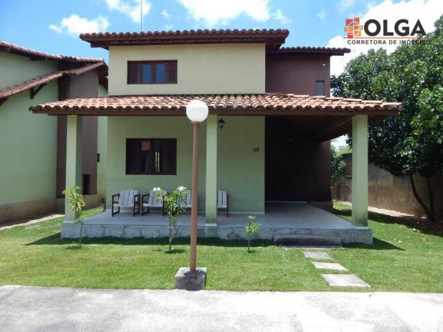 Village com 4 dormitórios para alugar, 147 m² - novo