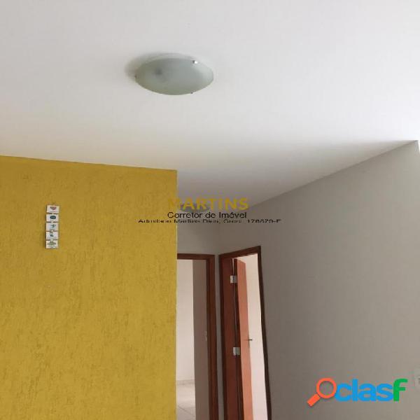 Apartamento 56m² - 2 dormitórios - edifício vila nova - vila nair