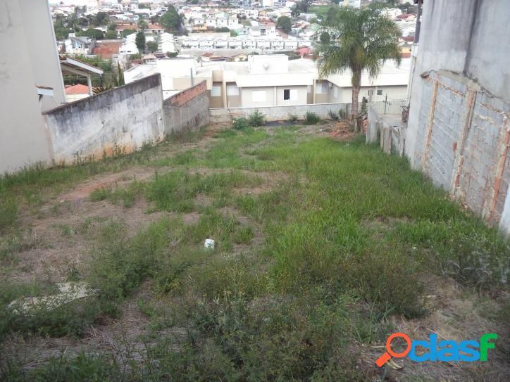Terreno 500 m2, em atibaia (jd. paulista)