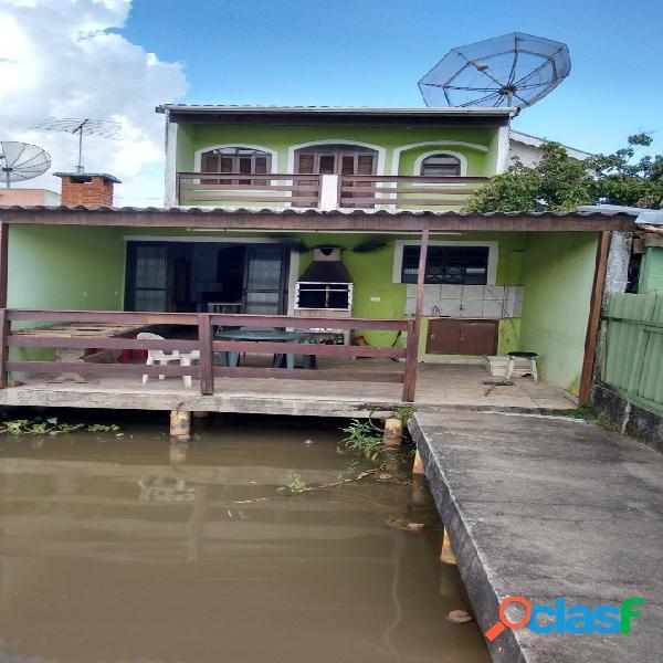Casa c/ 4 dormitórios, em atibaia (r$ 300 mil).
