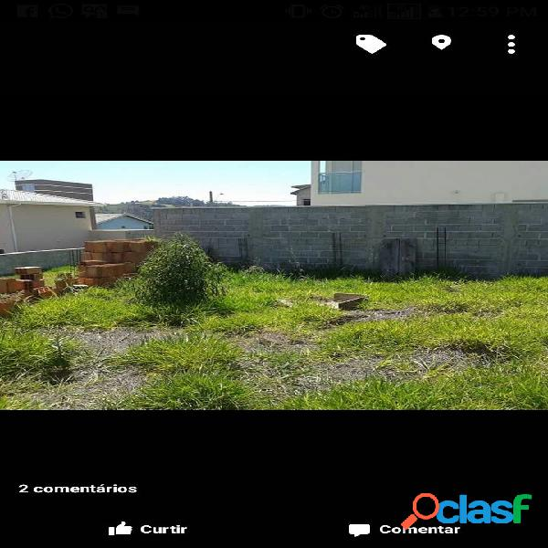Casa (inacabada), c/terreno 300 m2, terras atibaia i.