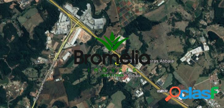 Terreno 14.234,76 m², em atibaia, bairro da usina.