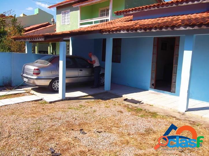 Linda casa a venda com 99m², 03 dormitórios sendo 01 suíte!!! florianópolis norte da ilha ingleses do rio vermelho praia dos ingleses
