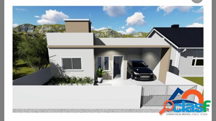 Casa nova a venda com 02 dormitórios. rua calçada florianópolis rio vermelho norte da ilha linda praia dos ingleses.