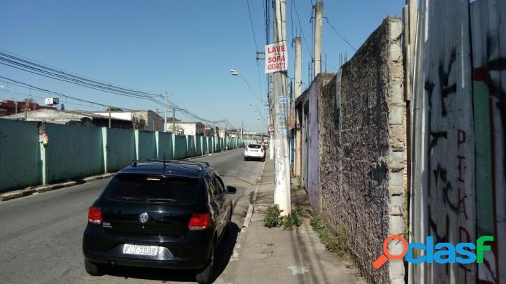 Terreno comercial / Vila Ana Maria 1
