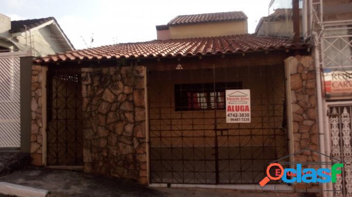 Casa residencial / centro - poá