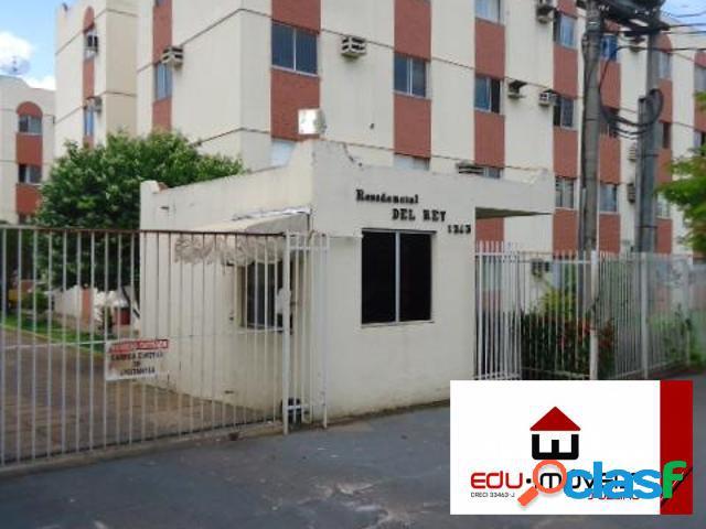 Apartamento residencial / parque dos quilombos/ cuiabá /mt