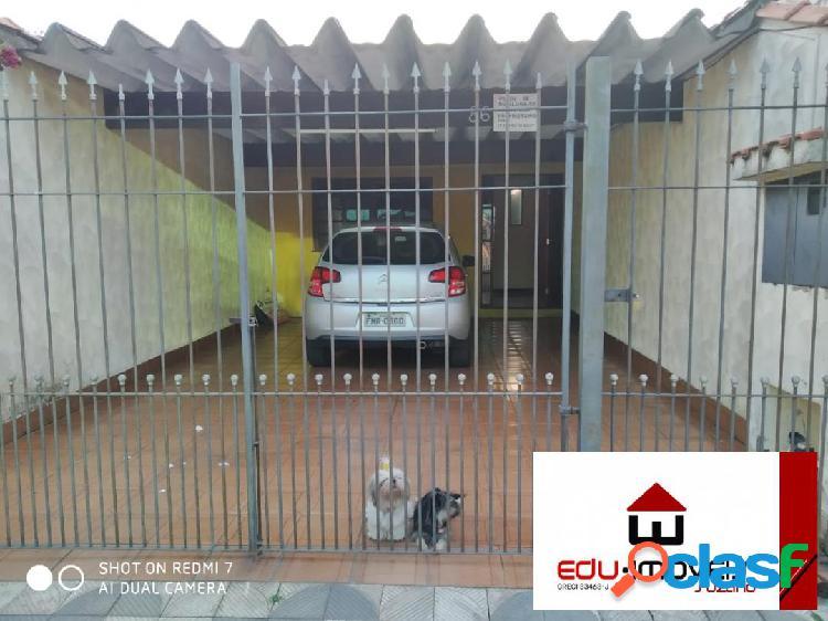 Casa residencial / cidade edson / suzano