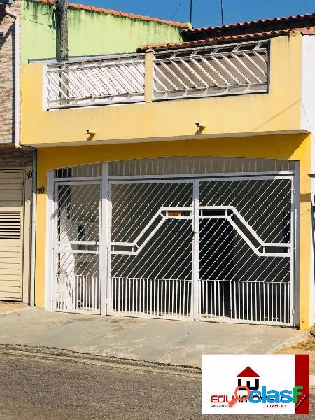 Casa residencial / bairro vila helena / suzano.