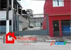Casa 47 m² 2 dormitório no são bento novo capão redondo zona sul