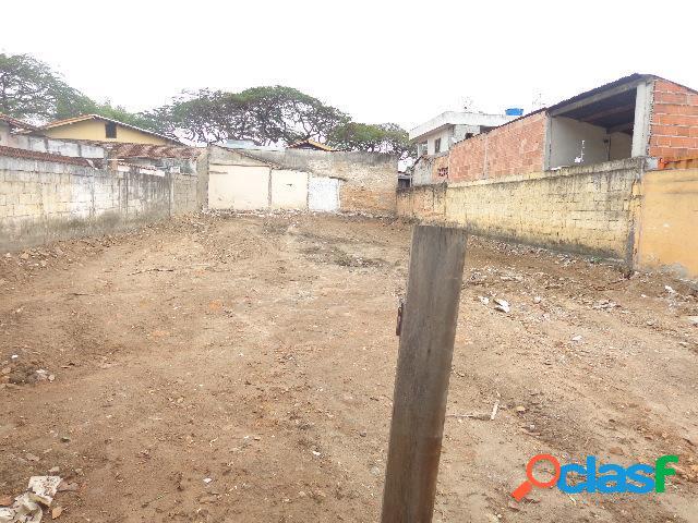 Terreno Comercial para Venda em São José dos Campos / SP no bairro Vila Letônia 1