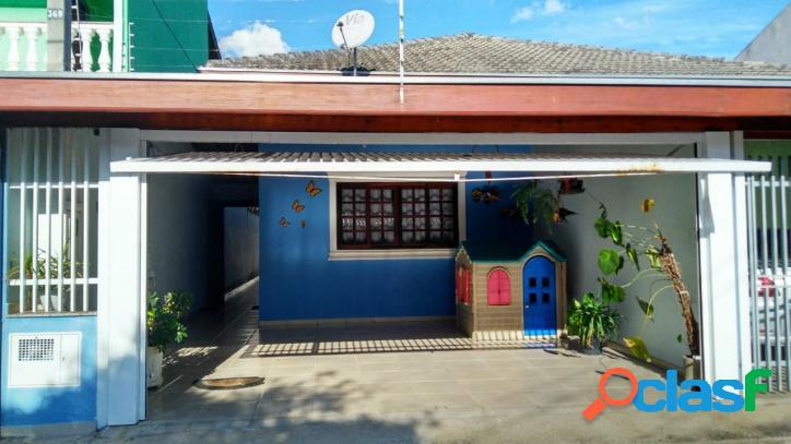 Casa no residencial bosque dos ipês para venda com 3 dormitórios e 81m2