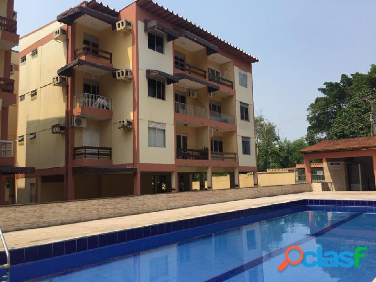 Vende-se Excelente Apt. 02 Qtos. (Reformado, 90M²) no Cond. Parque Imperial no Parque Dez - Manaus - AM