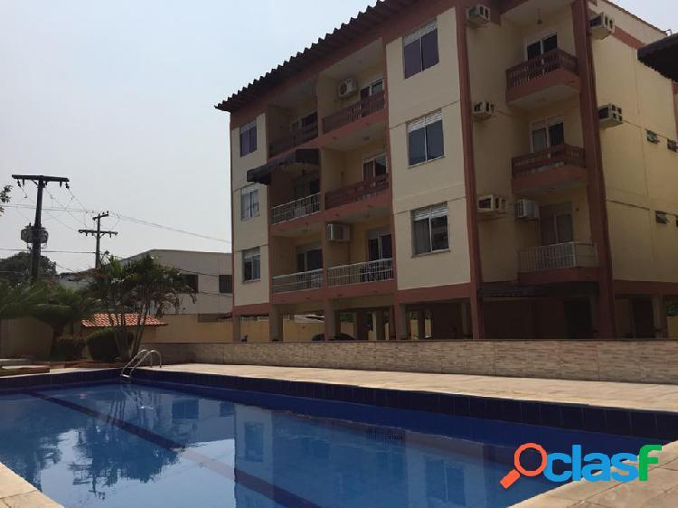 Vende-se Excelente Apt. 02 Qtos. (Reformado, 90M²) no Cond. Parque Imperial no Parque Dez - Manaus - AM 1