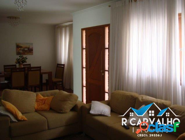 Casa em condomínio com 4 quartos e lazer - embu guaçu