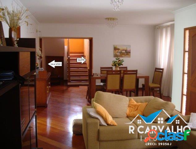 Casa em condomínio com 4 quartos e lazer - Embu Guaçu 1