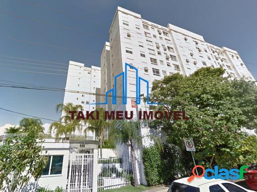 Lindo apartamento de 02 dormitórios com suíte, semi-mobiliado churrasqueira