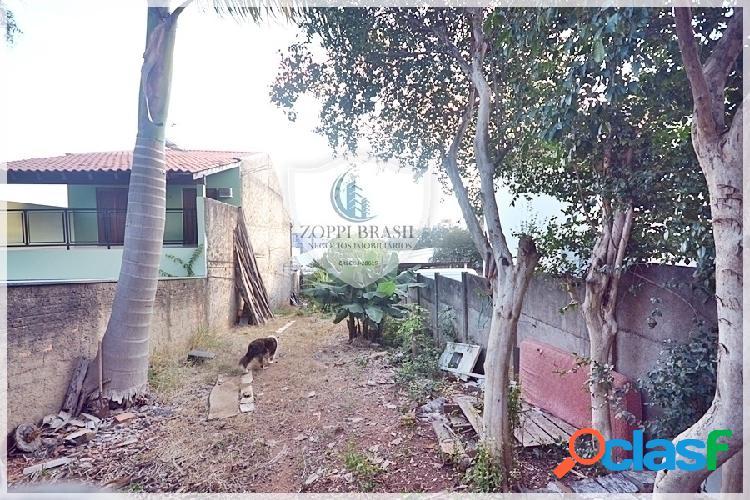 TE169 - Terreno a Venda em Americana SP, Jardim Santana, 200 m². LOCALIZAÇÃ