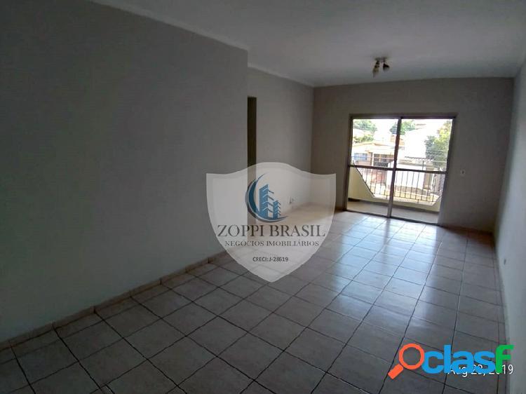 APL0096 - Apartamento em Americana para locação no Bairro Santa Catarina, c