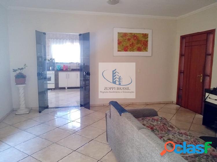 CA863 - Casa à venda em Americana, Campo Verde, com 319m², 3 dormitórios, 1