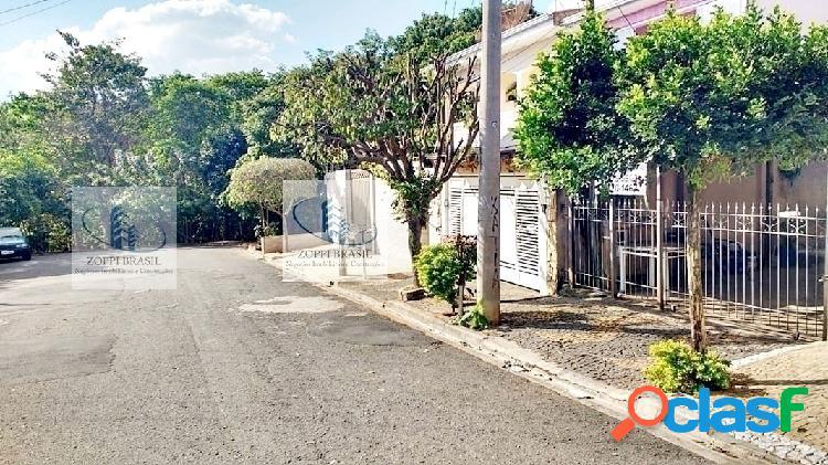 CA865 - Casa à venda em Santa Bárbara d'Oeste, Mollon IV, com 125m², 2 dorm