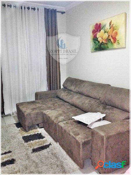 CAL0053 - Casa, aluguel, Americana, Jardim Boer, 2 dormitórios, 2 banheiros