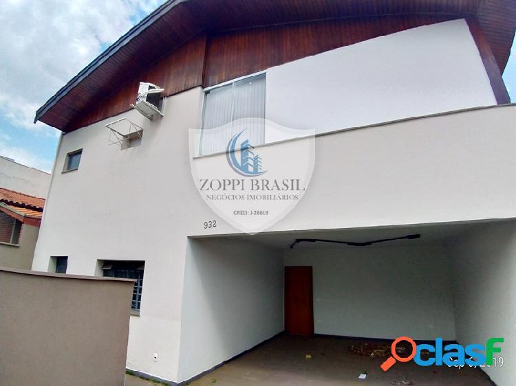 CAL0059 - Casa para locação Comercial em Americana, no Bairro Werner Plaas,