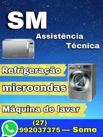 Assistência técnica SM