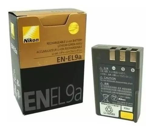 Bateria nikon en-el9a el9 d40 d40x d60 d3000 d5000