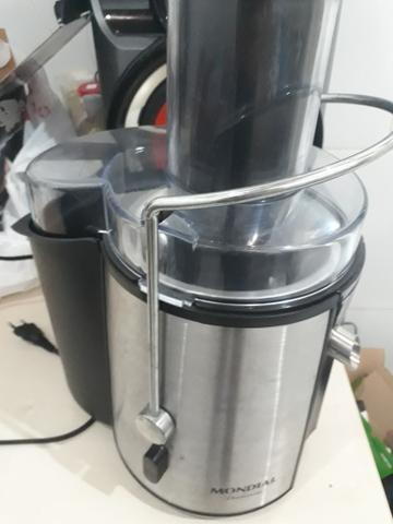 Centrifuga para fazer sucos