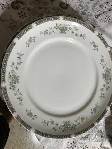 Conjunto porcelana jantar