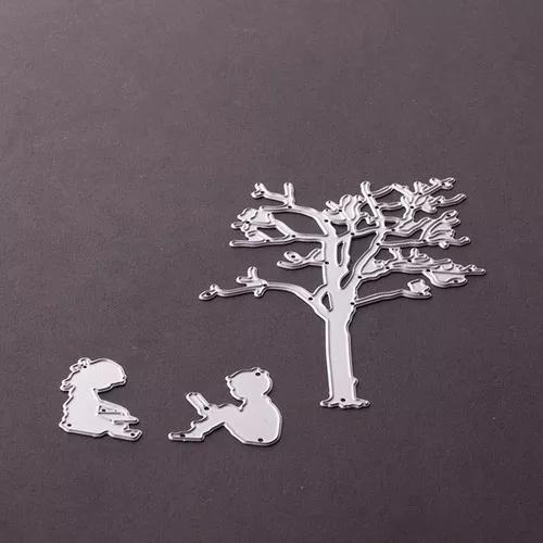 Dc 93 corte morre stencil diy álbum scrapbook cartão papel