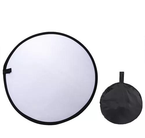 Disco rebatedor e difusor circular 5