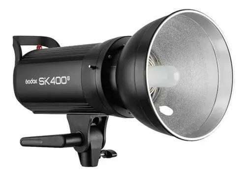 Flash estudio profissional tocha sk400 ii godox - 220v