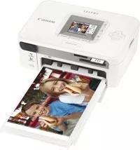 Impressora de fotos canon selphy cp740
