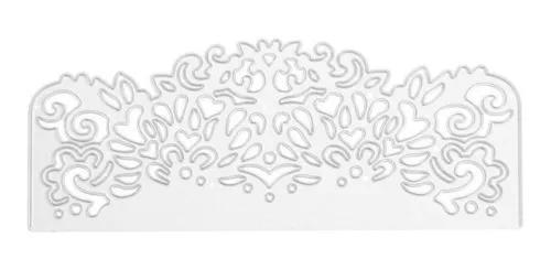 Metal corte morre stencils para diy scrapbooking álbum ano