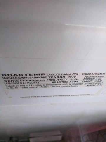 Máquina de lavar 8k