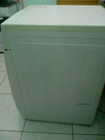 Máquina de lavar roupa electrolux top