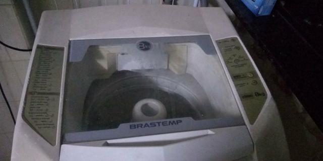 Máquina de lavar/brastemp