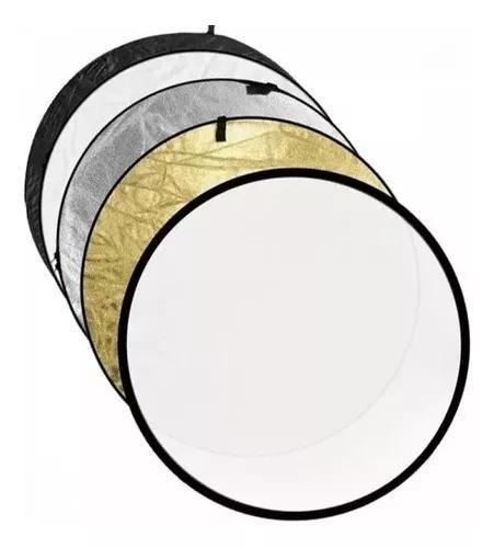 Rebatedor e difusor circular 5