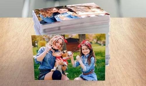 Revelação de fotos 10x15 kit 50 fotos