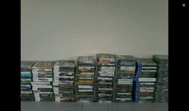 Somente venda. jogos originais de xbox e playstation. novos