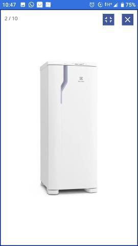 Vendo Refrigerador / Geladeira Electrolux 1 Porta, 240