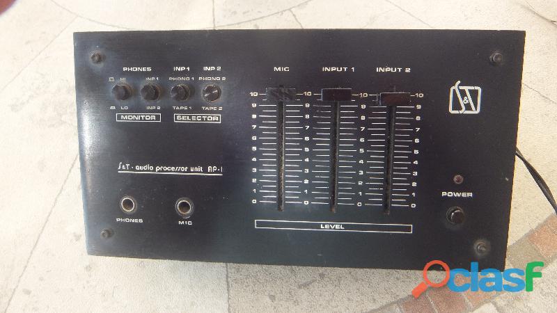 Audio processor unit ap1