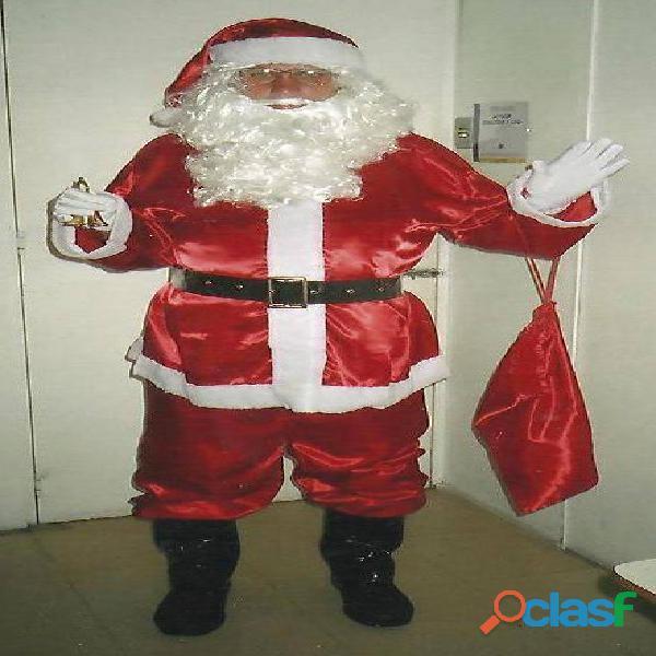 Fantasias de Papai Noel. Tel.: (16) 3019 0280